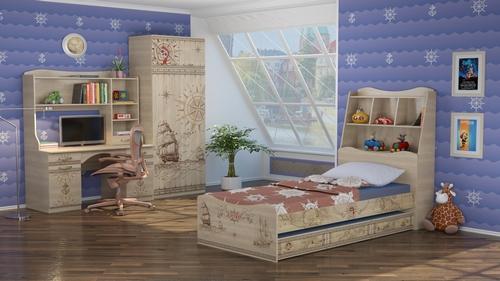Мебель для детской из серии «Квест»