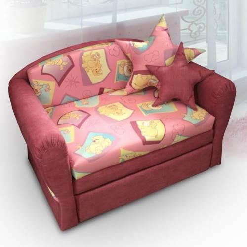 вариант для детский мини диван малина оно представлено: