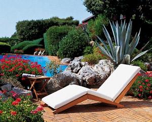 Мебель для дачи из коллекции «Silvia»