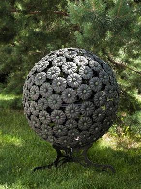 Мебель для дачи из коллекции «Цветы»