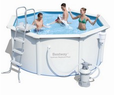Стальной бассейн Hydrium Pool Set 56574/56285