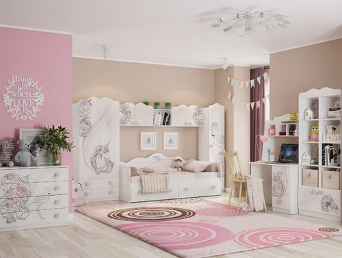 Мебель для детской из серии «Фэнтези»