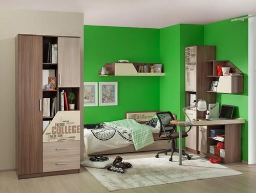 Мебель для детской из серии «Колледж»
