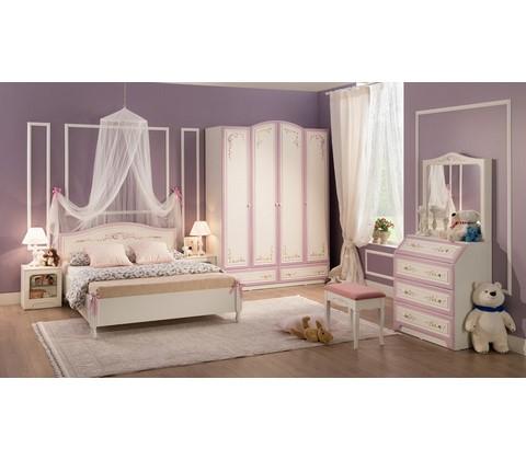 Мебель для детской из серии «Акварель»