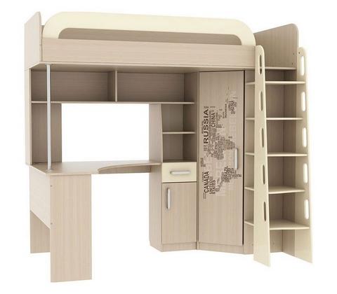 Мебель для детской из серии «Мультиплекс»