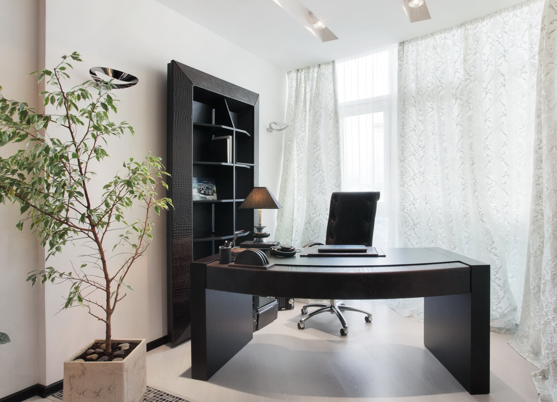 фотосессия для дизайн рабочего кабинета в квартире фото сказать, что они