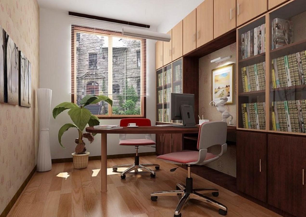 офис из одной комнаты дизайн фото публике поучениями нижестоящих
