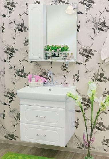Коллекция мебели для ванной Ксения