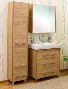 Коллекция мебели для ванной Ларго