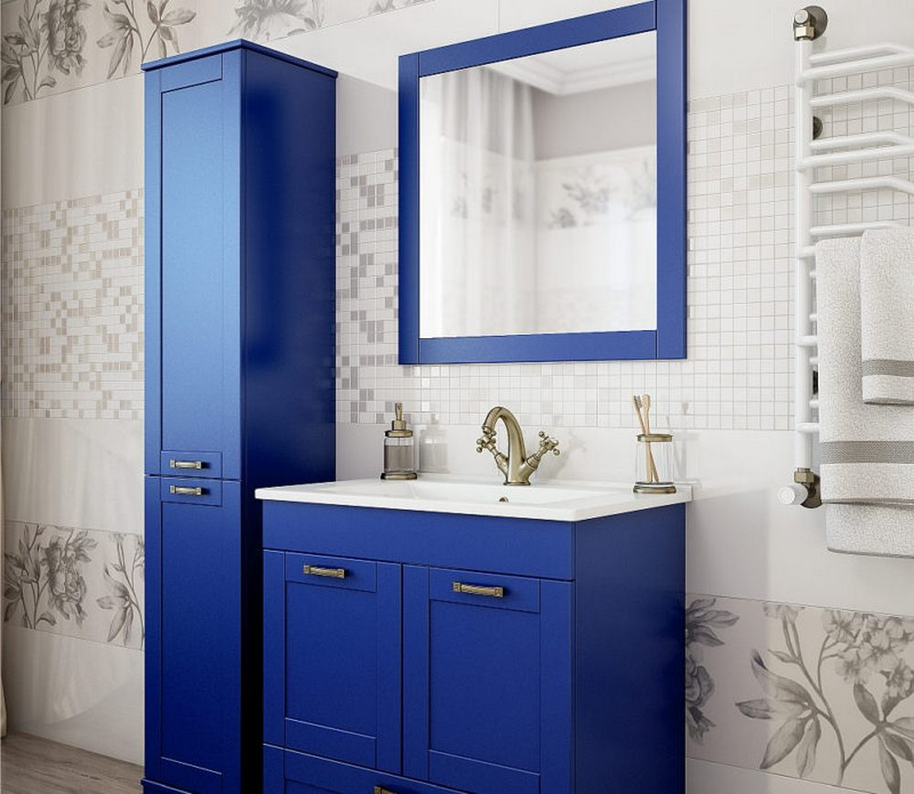 Коллекция мебели для ванной Ванесса