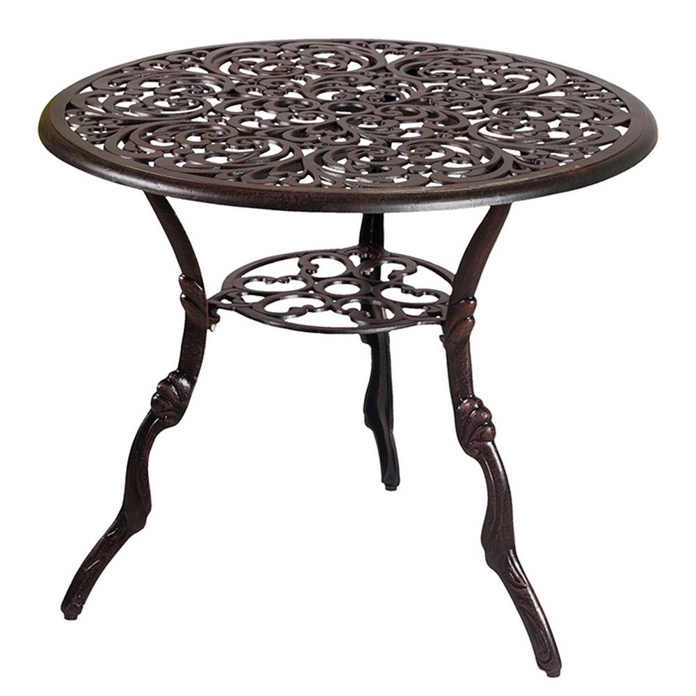 Коллекция кованных столов New Victor