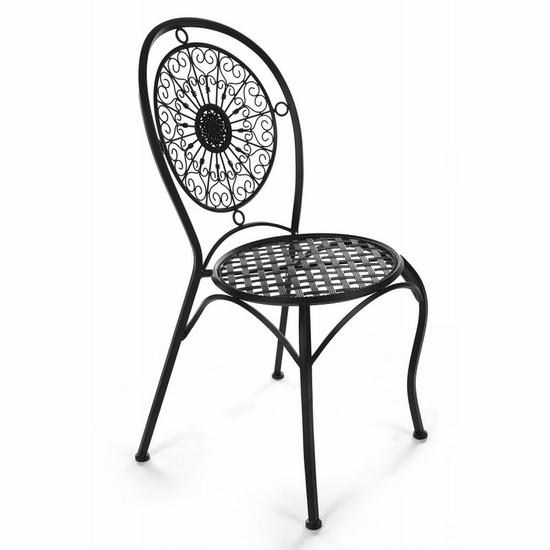 Коллекция кованных стульев Gloria