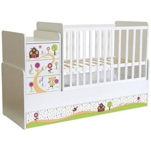 Мебель для детской из серии «Polini Simple»