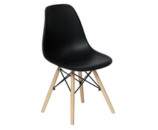 Стул Secret De Maison CINDY (EAMES) (mod. 001), цвет: черный/black