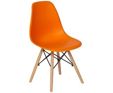 Стул Secret De Maison Cindy (Eames) (mod. 001), оранжевый