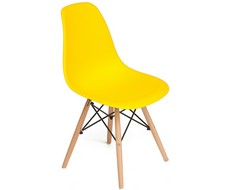 Стул Secret De Maison Cindy (Eames) (mod. 001), желтый