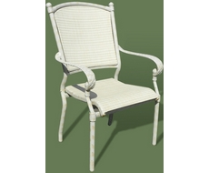 Кресло Renissance Arm Chair sdsl05be белое