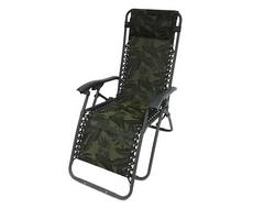 Кресло шезлонг Фиеста зеленое