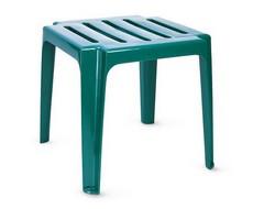 Столик к шезлонгу зелёный