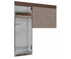 Вешалка с зеркалом Трио