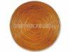 Салфетка (ротанг) круглая 50434 украсит кухню, внеся уютный акцент. Размеры: D31x0,3. Артикул: KB-50434
