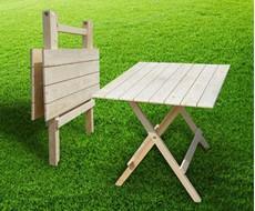 Стол деревянный складной СД-1
