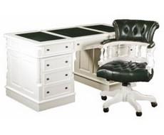 Стол письменный MJ-489 Ivory