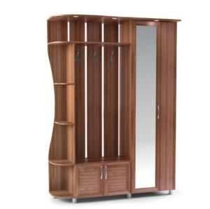 """Прихожая  """"Ксения-1 Люкс """" - Прихожие-вешалки, Вешалки для прихожей - Мебель для прихожей."""