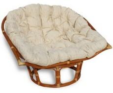 Кресло Shell 23-01С из ротанга - Кресла плетеные - Плетеная мебель из натурального ротанга