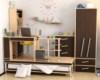 Новинка от фабрики Ярофф, подростковый комплекс Подиум предлагает объединить в одном предмете мебели практически все