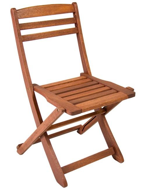 Деревянный разборный стул