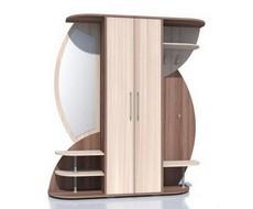 Шкаф комбинированнный Лайма НМ 013.54