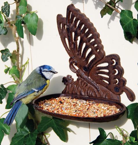 Дизайн кормушки для птиц