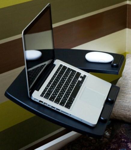"""Столик для ноутбука  """"Практик 2 """" с регулируемой высотой и наклоном..."""