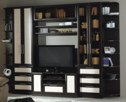 Набор модульной мебели для гостиной Бирма с доставкой в Санкт-Петербурге